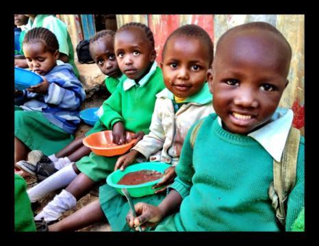 Lunch @ Eldoret